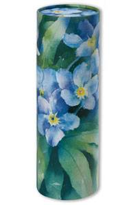 Forget me not ashes scatter tube