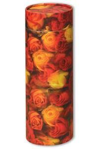 Rose ashes scatter tube